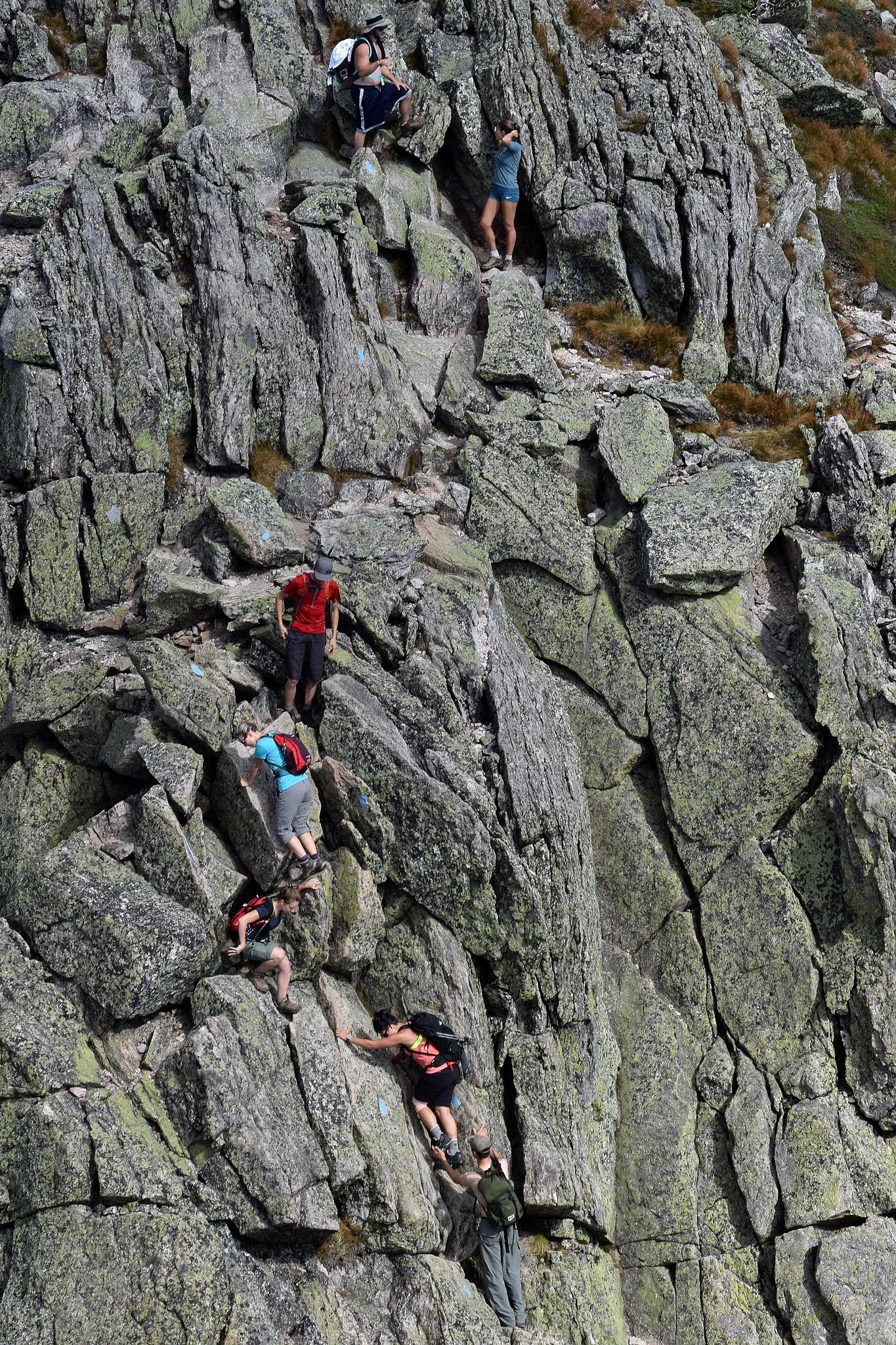 climbing-knife's-edge